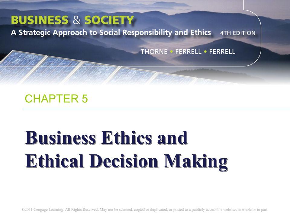 business ethics ethical decision making cases mindtap course list