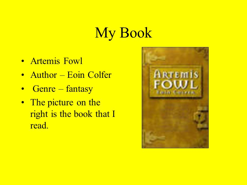 what is the theme of artemis fowl