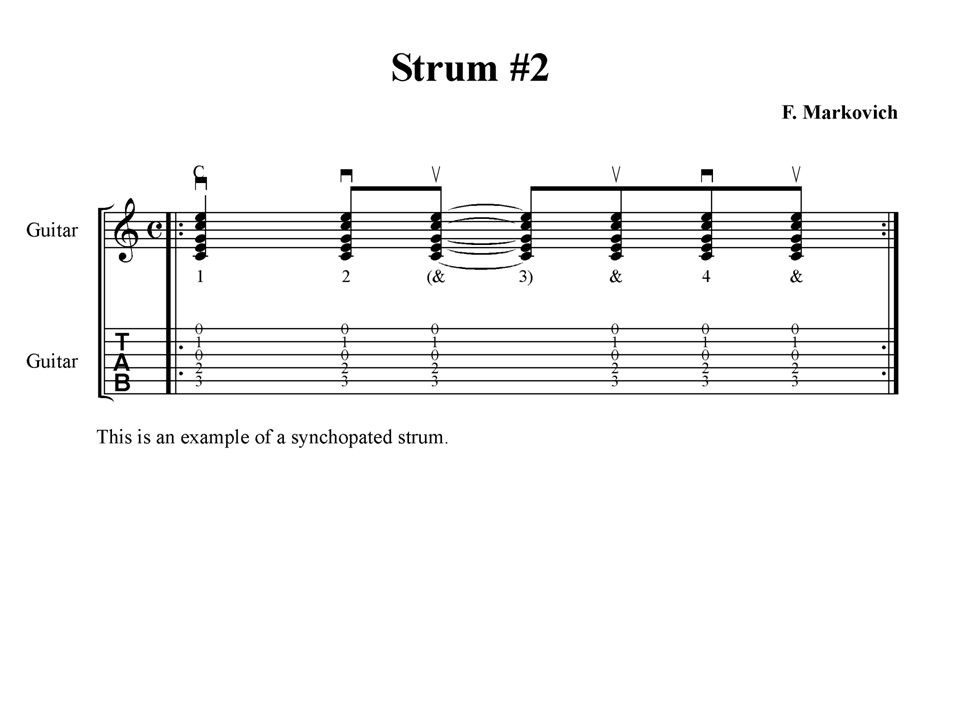 Class 12 Guitar I And Ii Lots Of Stuff F Chord Review And Practice