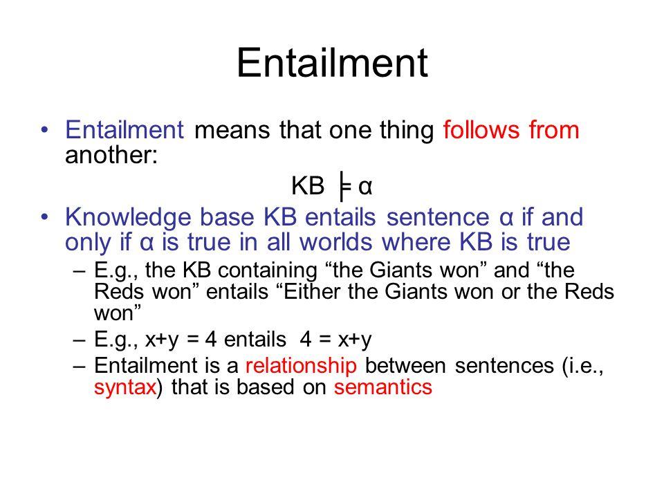 Pragmatics presupposition and entailnment.