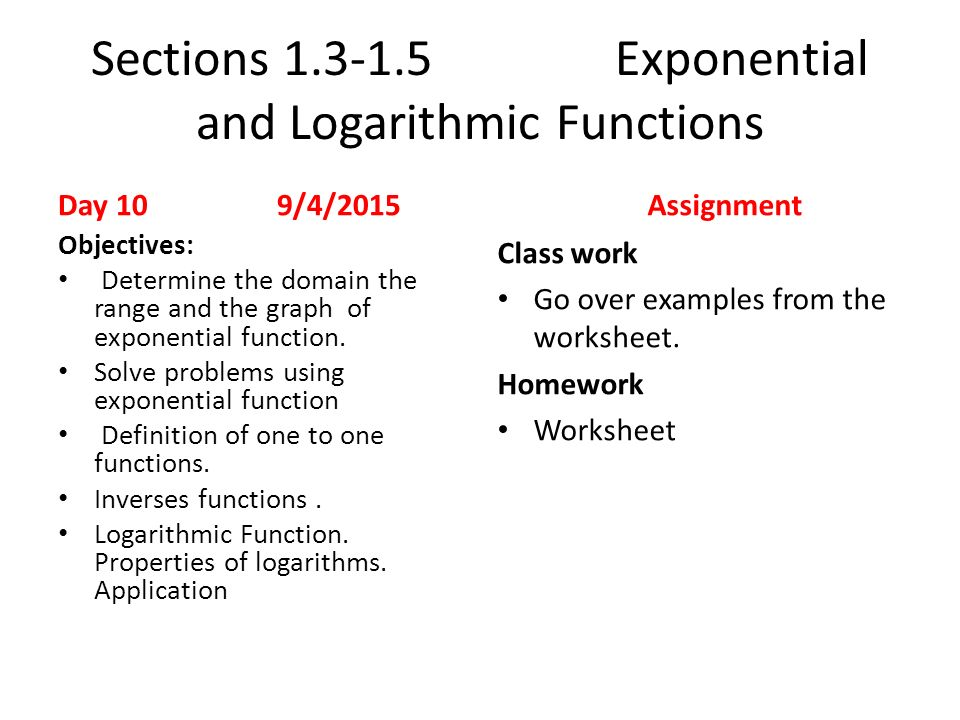 Wele Back Looking Forward To An Exiting And Successful Year. Worksheet. 11 4 Logarithmic Functions Worksheet Answers At Clickcart.co