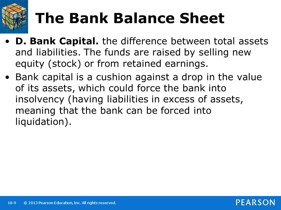 Chapter 10 Banking and the Management of Financial Institutions