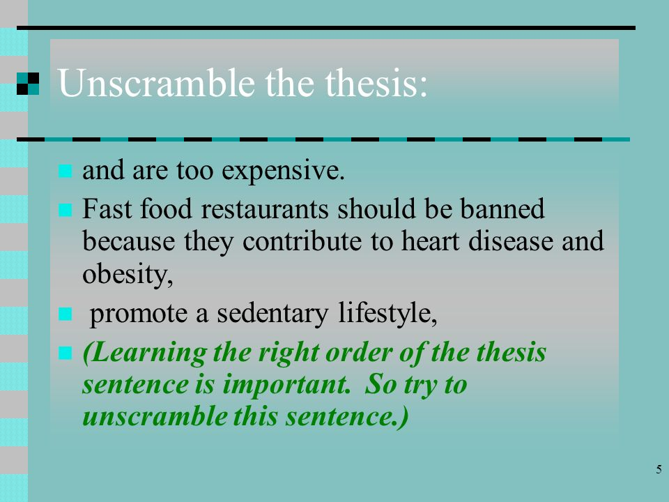 chemissany thesis The chemistry thesis format office assists graduate students in meeting the necessary requirements to successfully deposit their thesis or dissertation with the graduate school thesis-dissertation office.