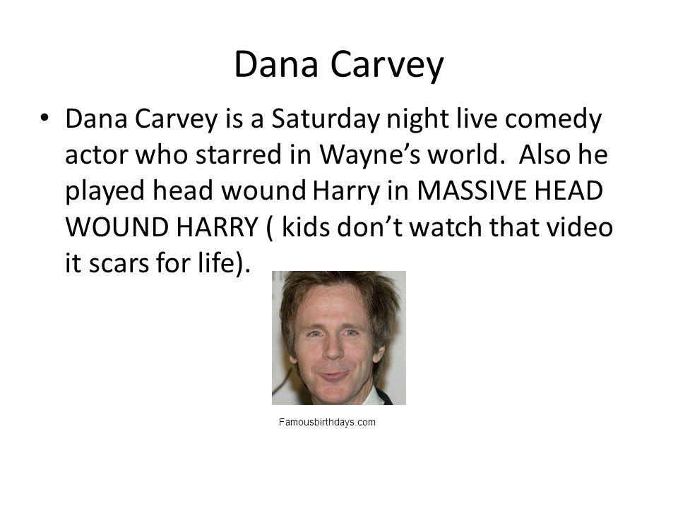 94 Watch Saturday Night Live Highlight Massive Head Wound Harry Nbc