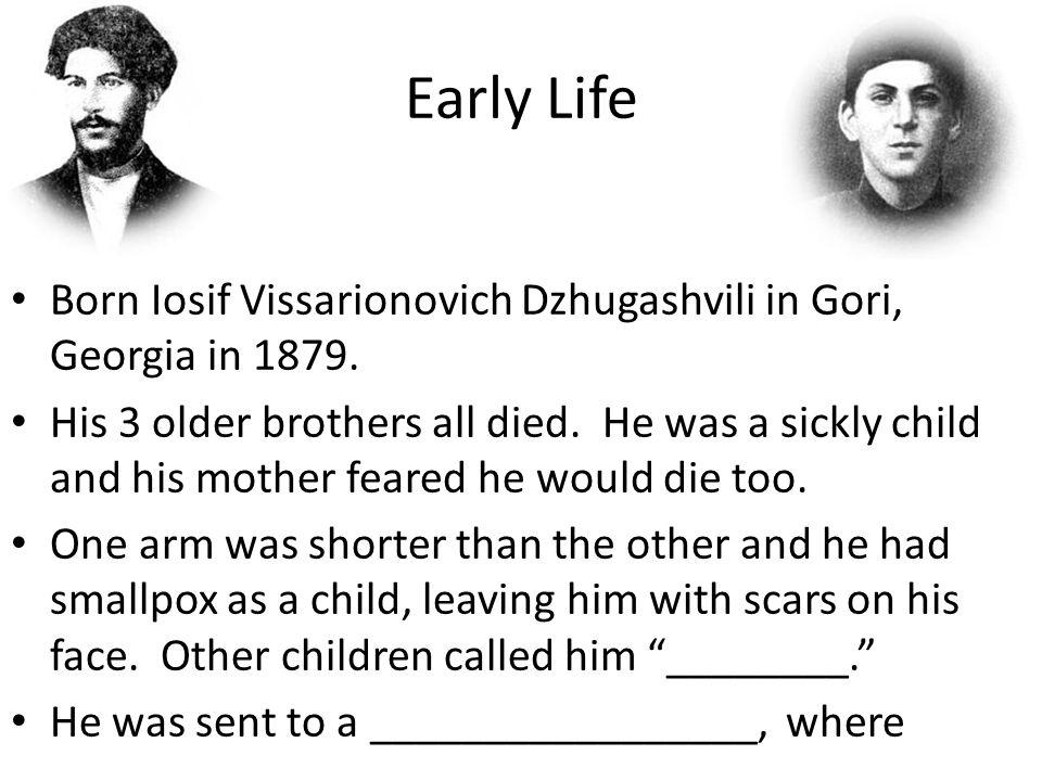 iosif vissarionovich dzhugashvili pronunciation