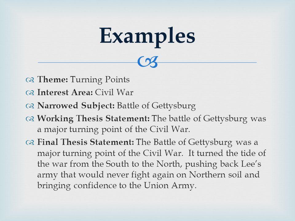 gettysburg address copies