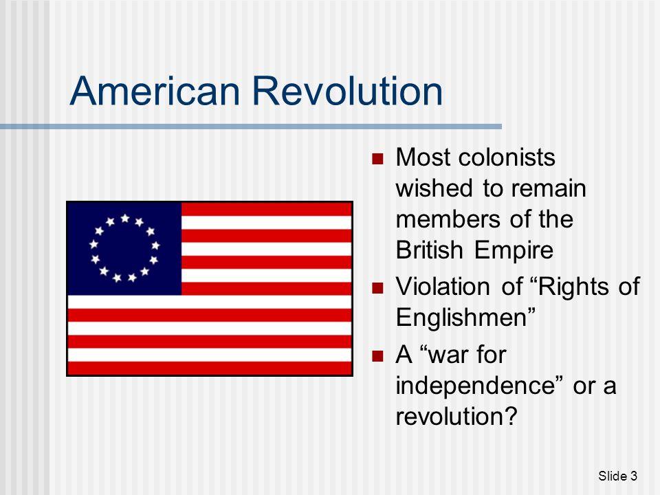 compare french and american revolution