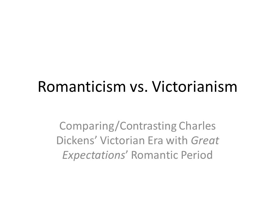 compare victorian era to the romantic period Y long tradition, concert programs in the victorian era tended to balance vocal and instrumental pieces during the period of elgar's musical apprenticeship, it was the convention to alternate between the two kinds of music and to avoid performing several examples of the same genre in a row.