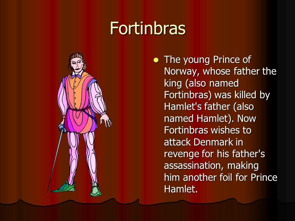 fortinbras revenge
