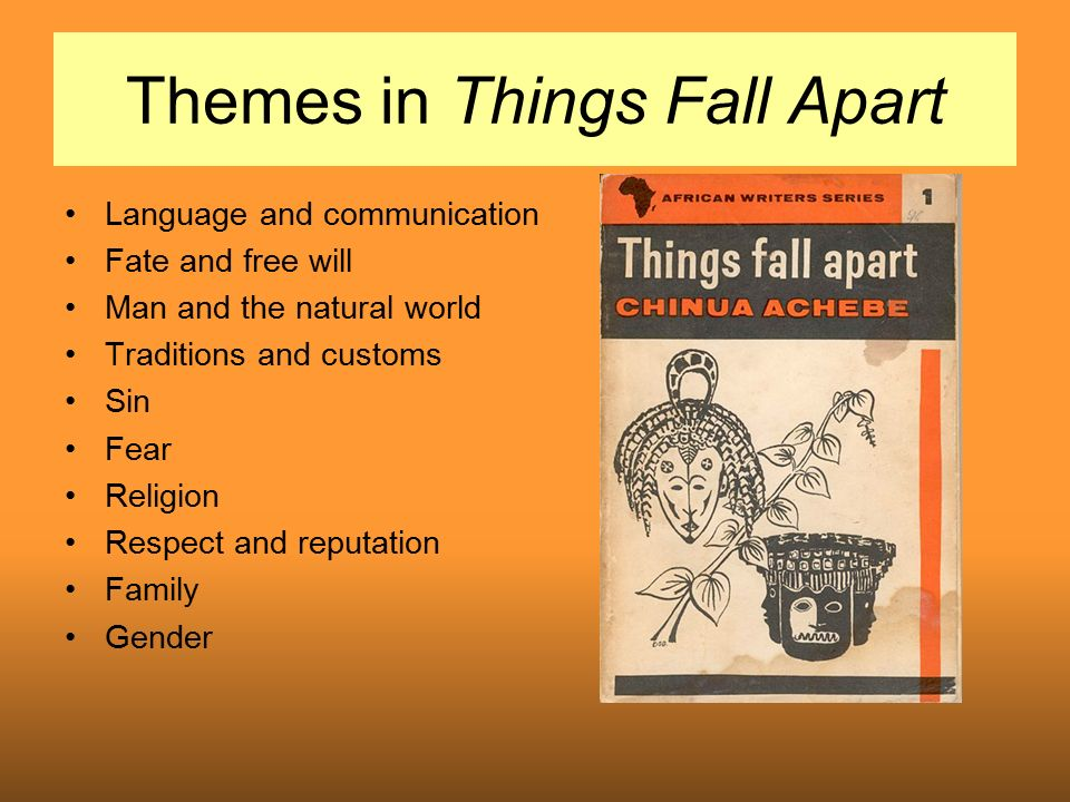 religion in things fall apart