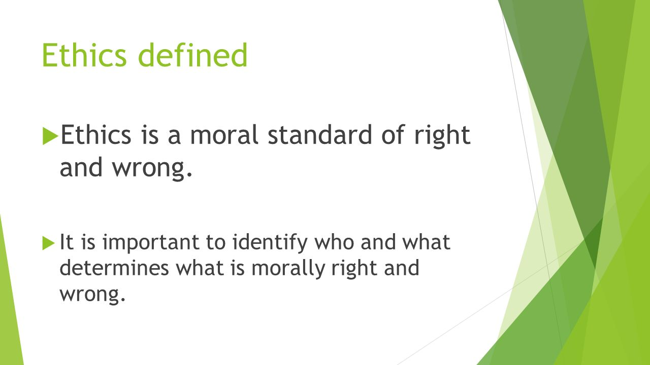 morality and ethics and computers Ethics is a set of moral principles that govern the behavior of a group or individual therefore, computer ethics is set of moral principles that regulate the use of computers.
