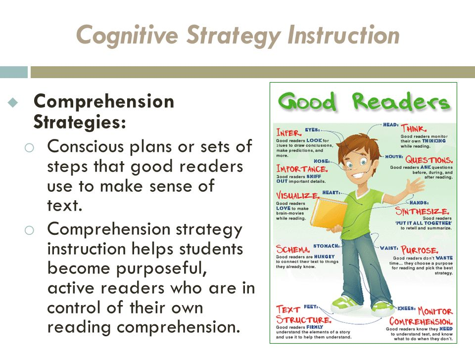 Reading Comprehension Instruction A Project Lift Training Module 1
