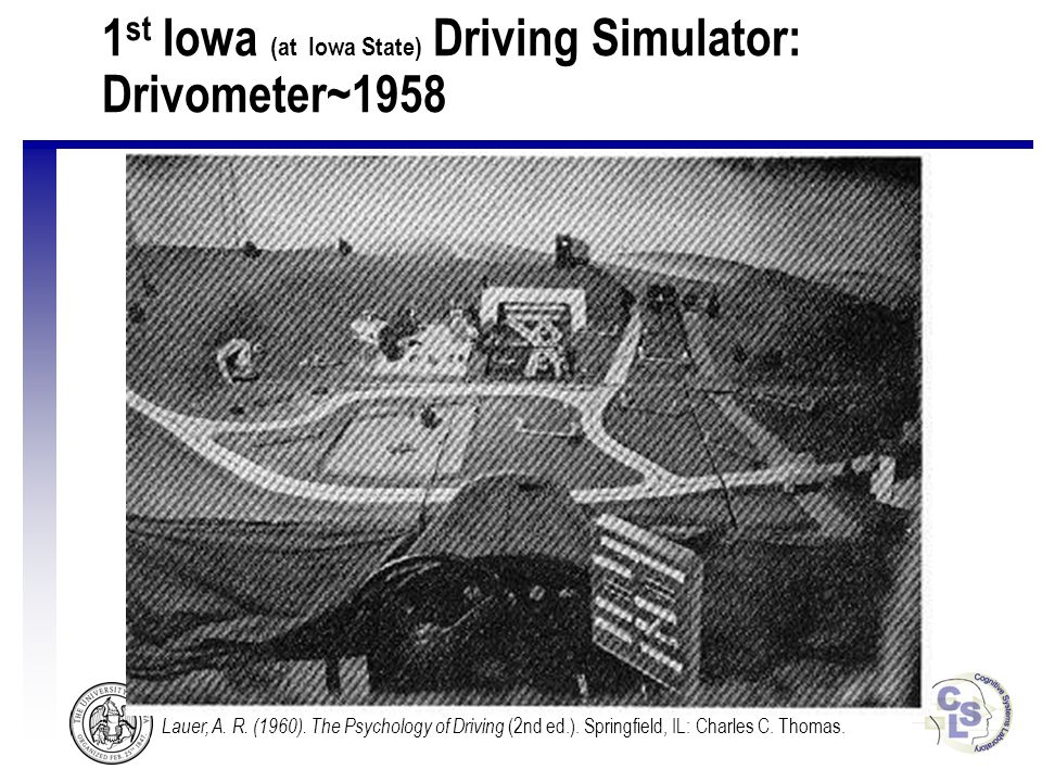 Simulator Fidelity: How low can you go? John D  Lee