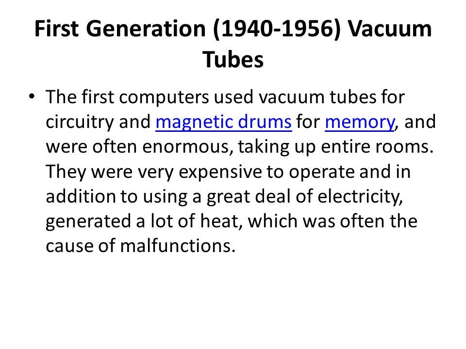 5 generation of computer