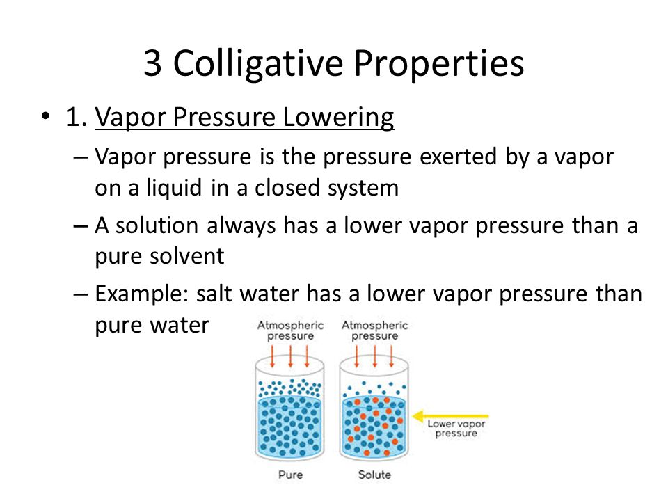 Vapor pressure example problem ii youtube.