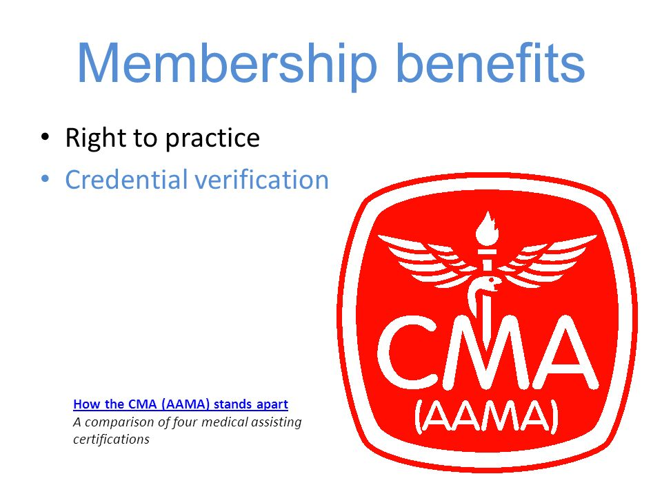 Membership Matters The Aama Your Partner In Professionalism