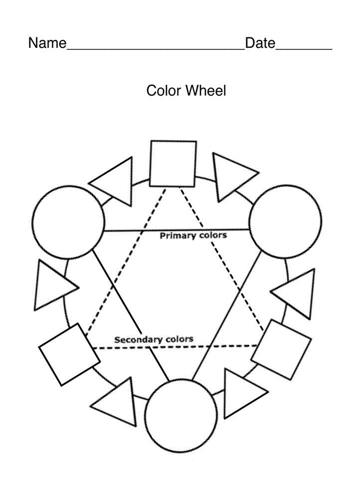 2 Color Wheel