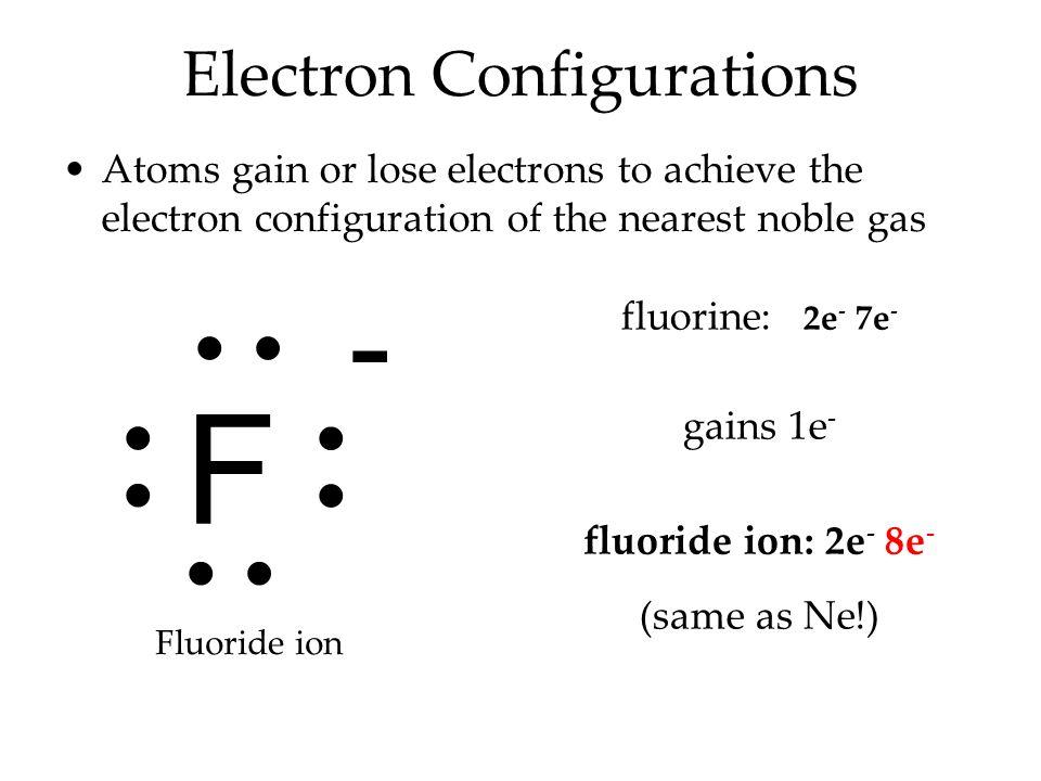 Flouride Ion Lewis Dot Diagram Electrical Work Wiring Diagram