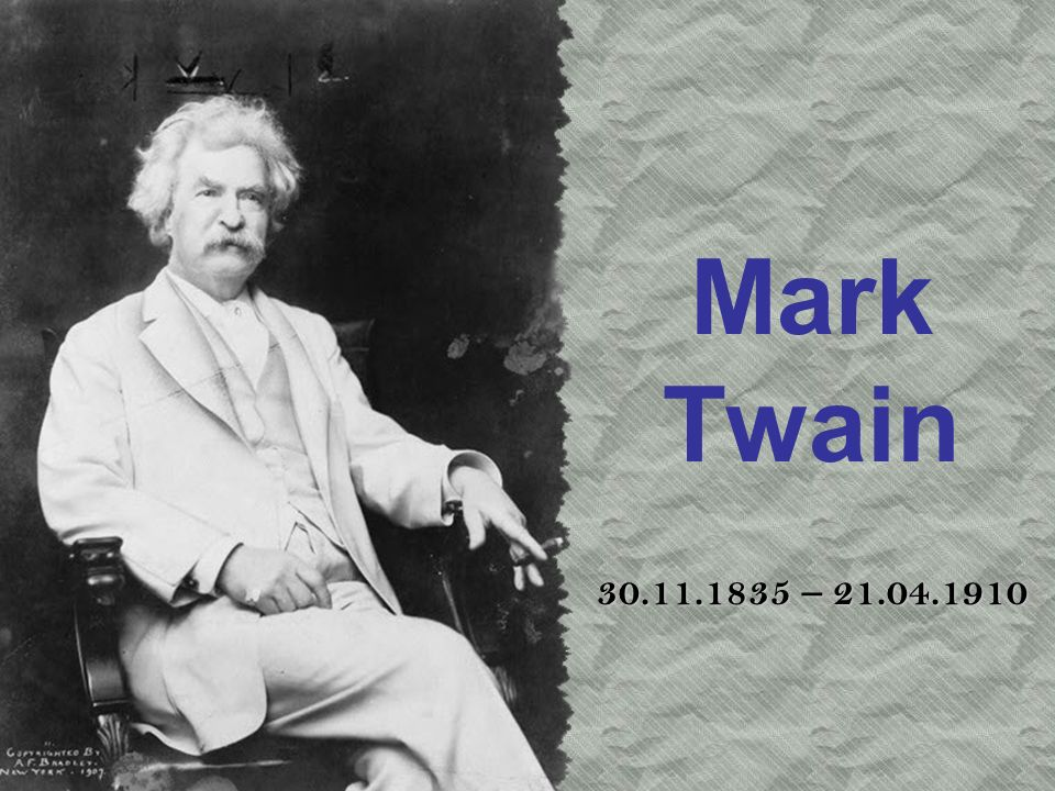 what is samuel clemens pen name