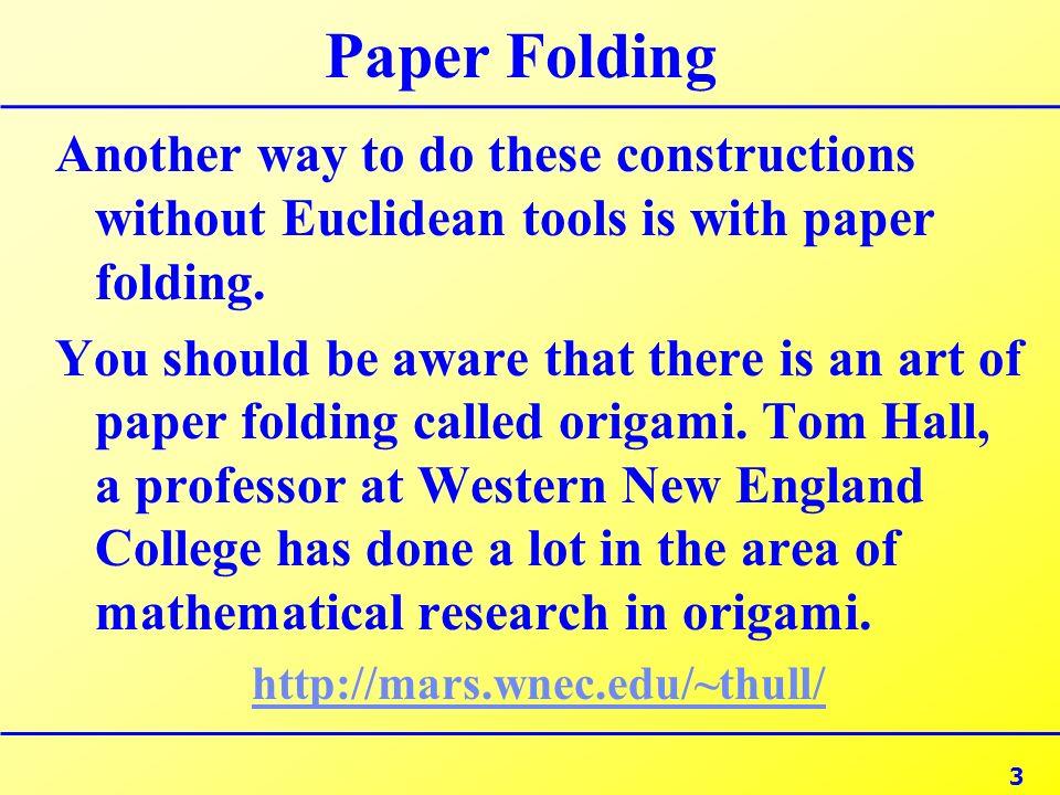 euclidean tools
