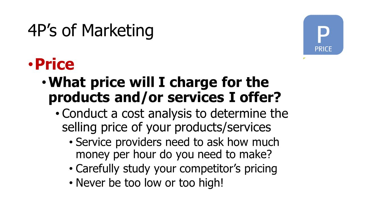 How to correctly sell the product: the basics of marketing