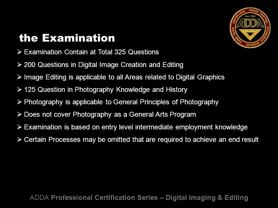 Digital Imaging & Editing and Digital & General Photography ...
