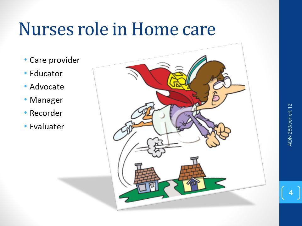 community health nursing asn 260 population focused care home care rh slideplayer com  ati home health care