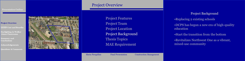 Walker Jones School Washington, DC Maria Piergallini | Construction