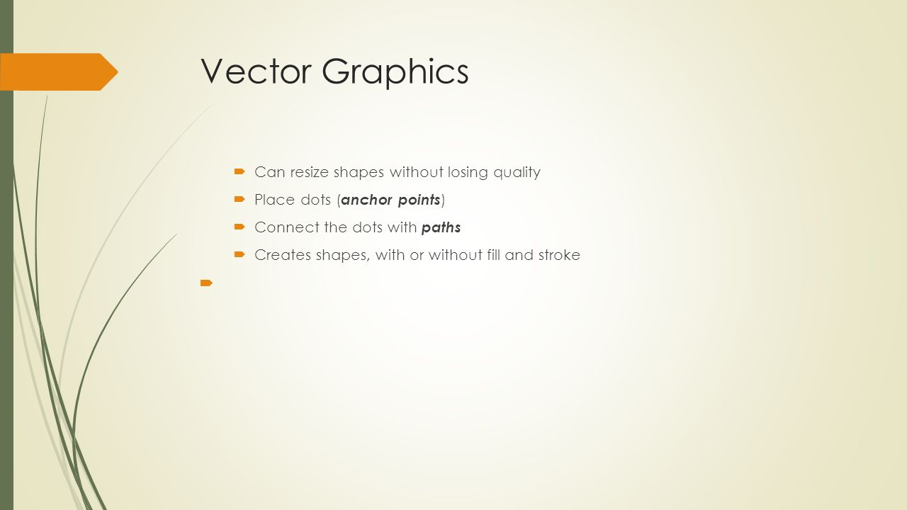 Illustrator For illustrations  Vector Graphics  Can resize