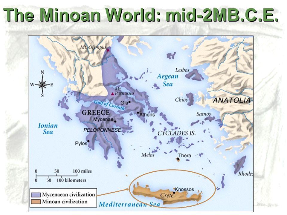 Aim How Did Mycenaean Civilization Affect The Later Greeks Lesson