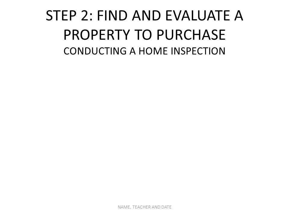 find purchase date of property