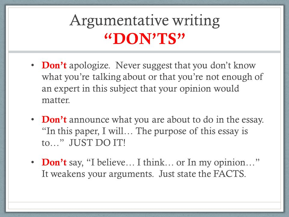 write argumentative essay body Writing your essay write a first draft  keep a copy in front of you as you draft and edit and work out your argument don't try to write an essay from beginning to end  write the introduction and conclusion after the body once you know what your essay is about, then write the introduction and conclusion.