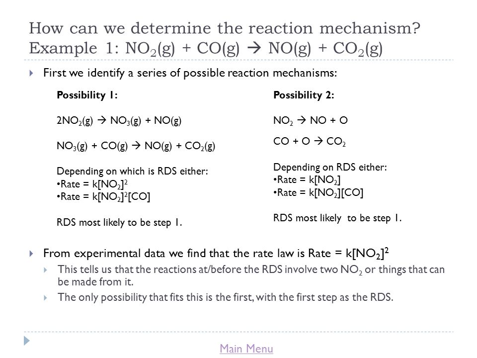 Title: Lesson 5 Reaction Mechanisms Learning Objectives ...
