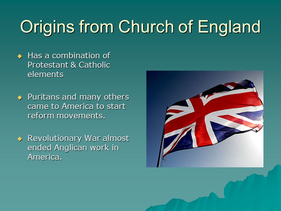 Protestant Reformation Development of Christian