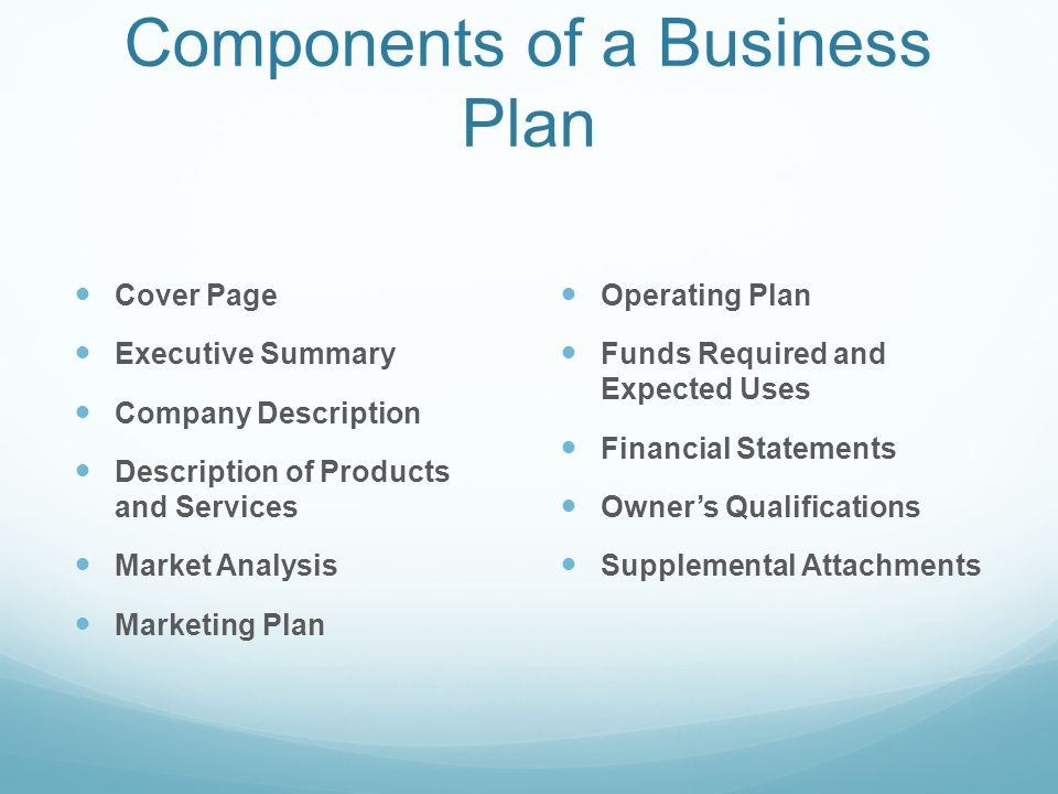 Business plans ross what is a business plan a business plan is a 5 components of a business plan cover page executive summary company description description of products and services market analysis marketing plan malvernweather Images