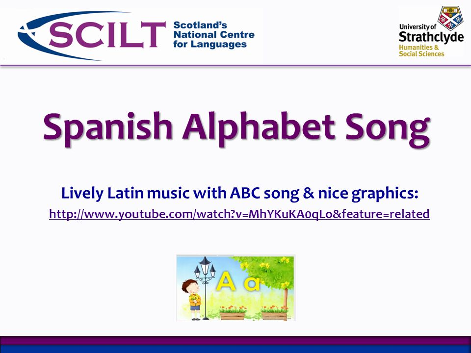 The Alphabet Song Alphabet lyrics & video clips in French