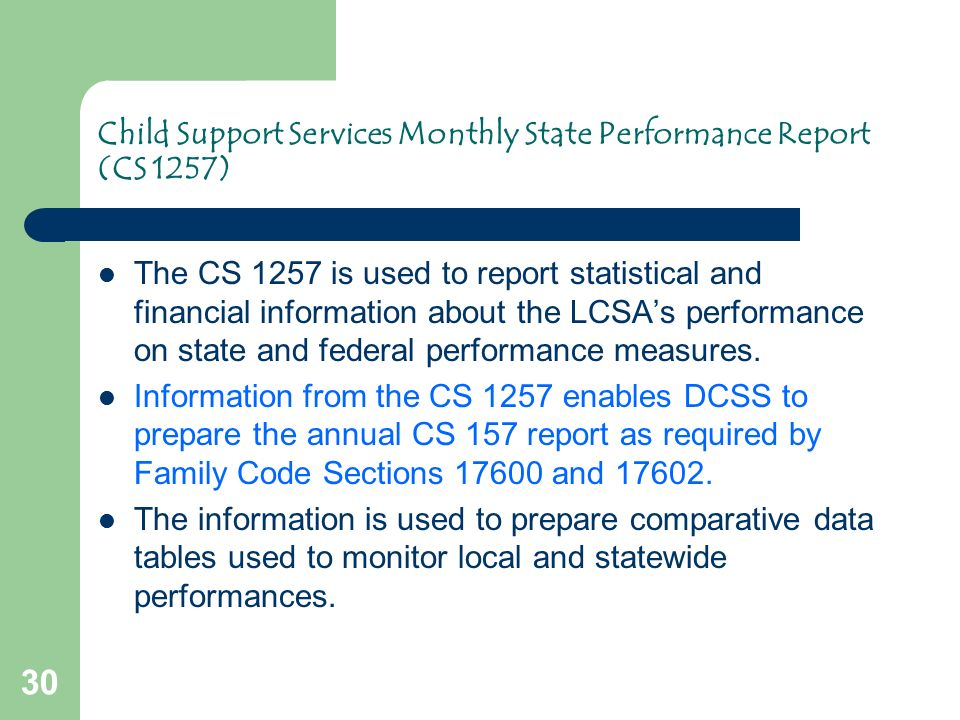 STATE REPORTS CS 34/CS 35, CS 356, CS 921, and CS ppt download