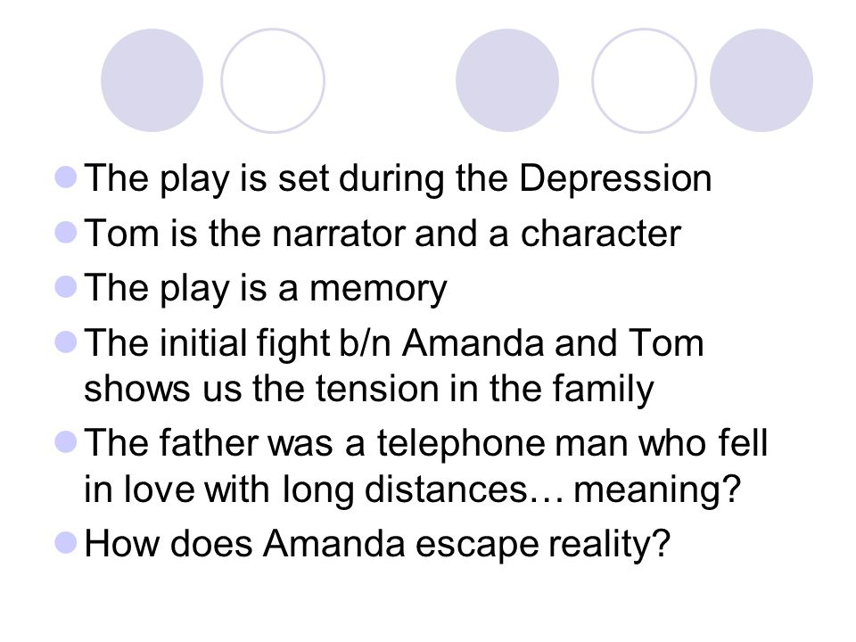 the glass menagerie illusion vs reality