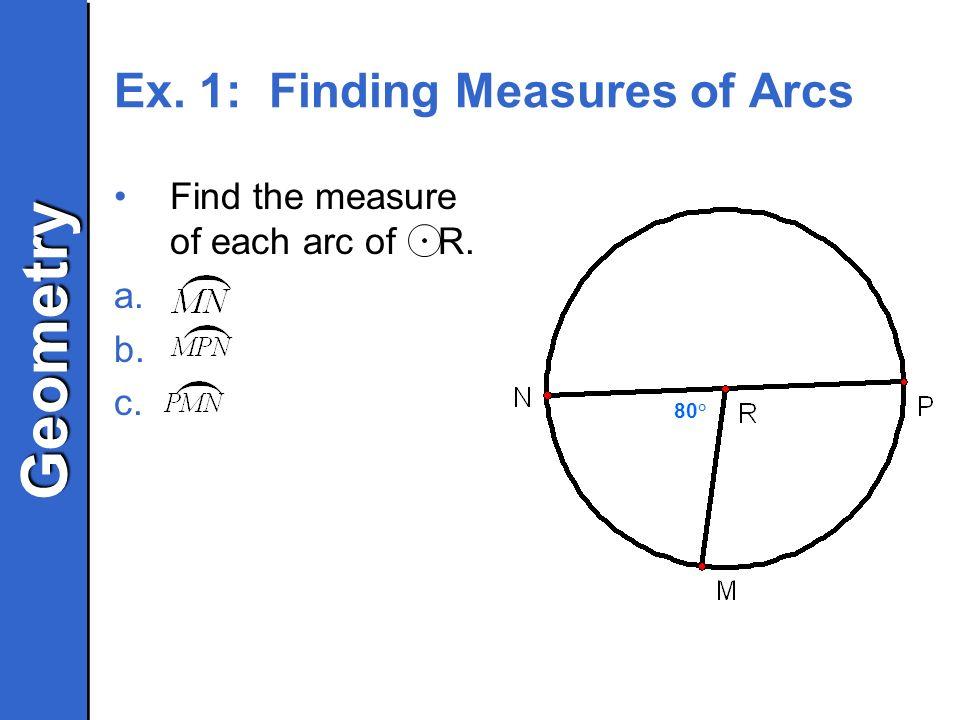 Geometrygeometry 123 Arcs And Chords Geometry Geometry Geometry