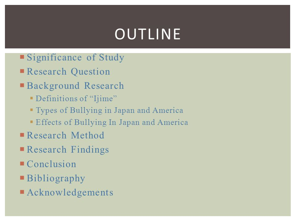 significance of study Sample significance of the study january 7, 2010 admin thesis writing significance of the study in thesis is a part where you will tell the importance and purpose of your study this part is tell how the study would be beneficial to society and specific person.