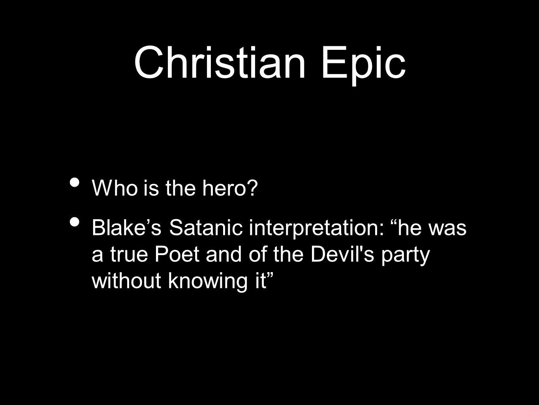 christian epic