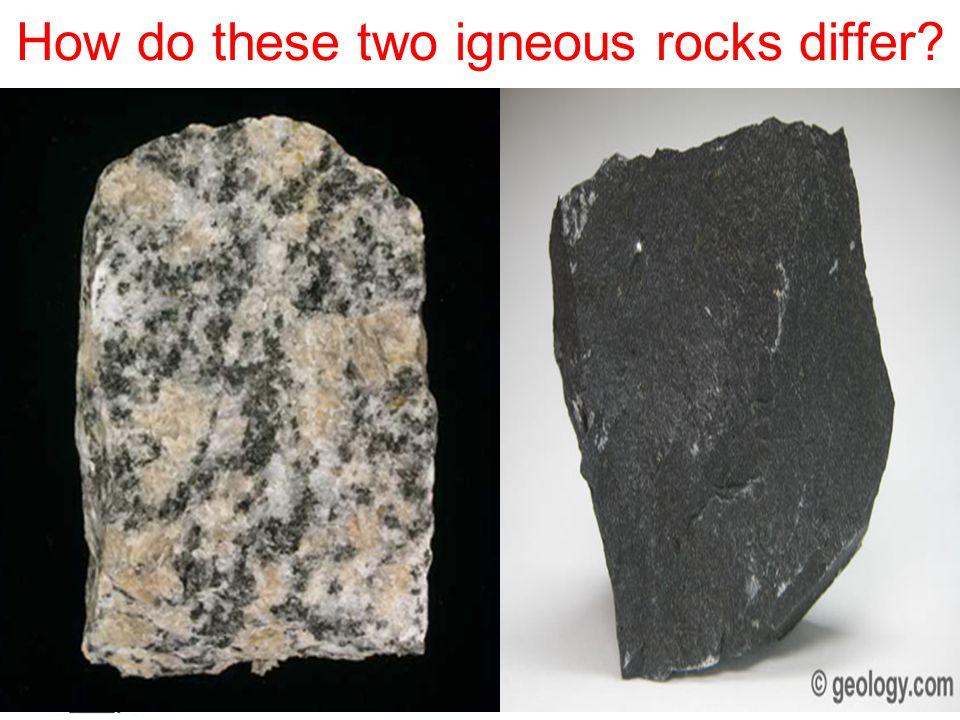 Printable Worksheets igneous rocks worksheets : Aim: How can igneous rocks differ from one another? Do Now ...
