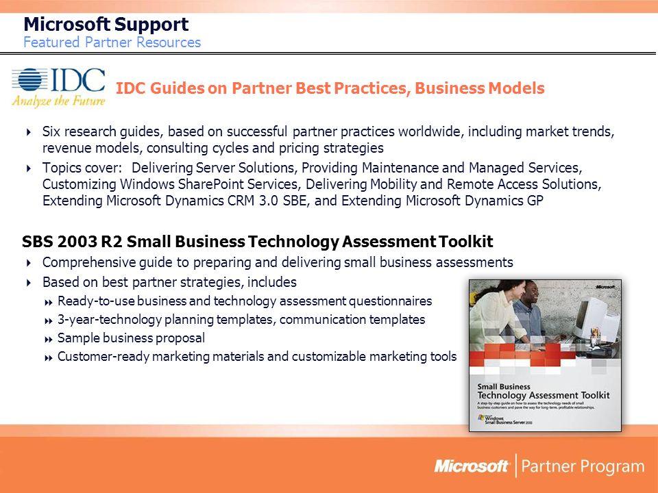 Microsoft Small Business Server 2003 att skapa mer