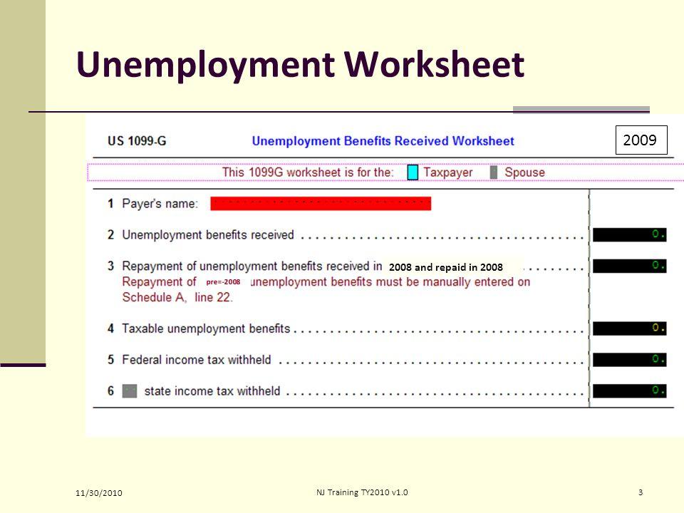 form 1040 unemployment compensation  Unemployment Compensation Form 10 Line 10 Pub 10 Chapter ...