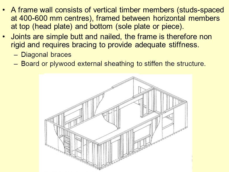 Timber Frame Construction 3A9 Construction Technology Dr S Pavía ...