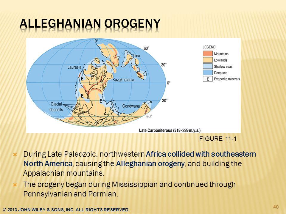 Alleghanian