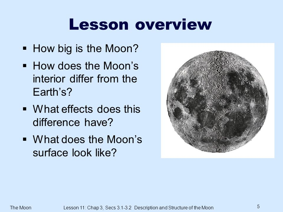 how big is the moon - 960×720