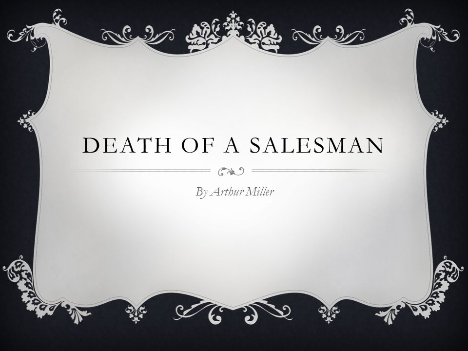 realism in death of a salesman
