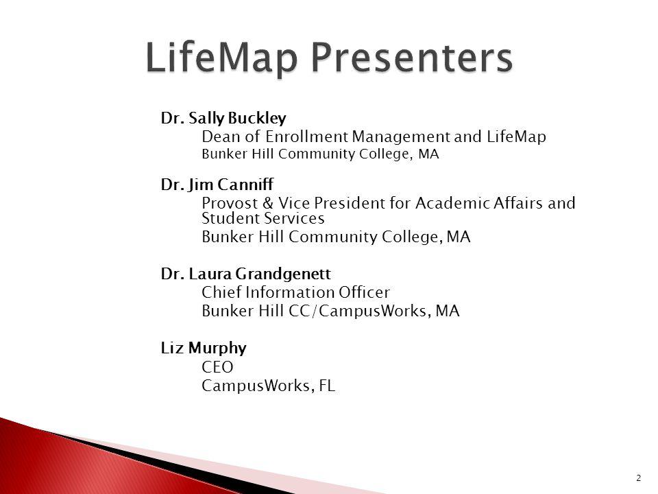 October 15 Dr Sally Buckley Dean Of Enrollment Management And