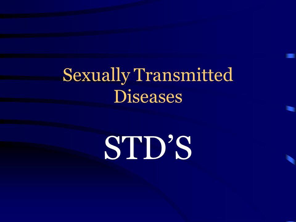 Top 5 sexually transmitted diseases
